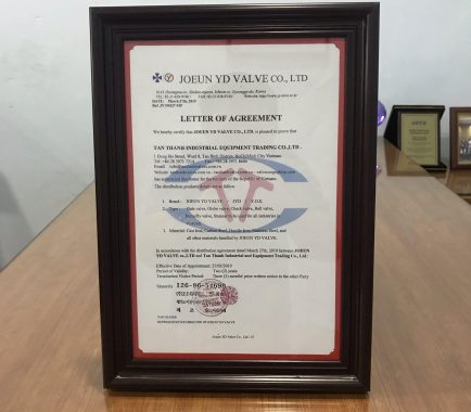 Joeun Authorized Distributor in Vietnam