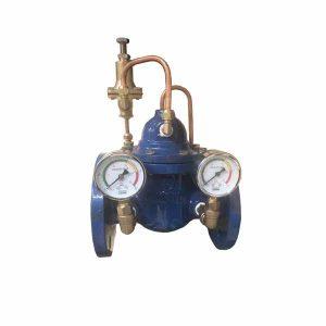 Van giảm áp nước gang PN16